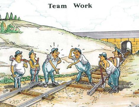 کار تیمی