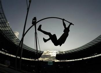 APTOPIX Germany Athletics Worlds