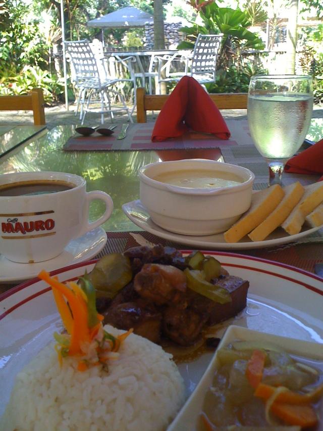 Garden Breakfast at The Farm, Koronadal City