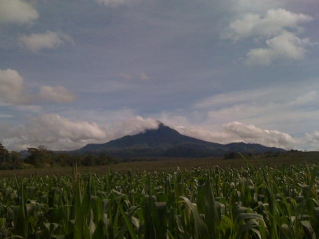 Mt. Matutum in South Cotabato