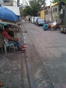Side Street of Ermita